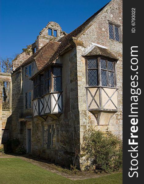 Scotney Castle manor house