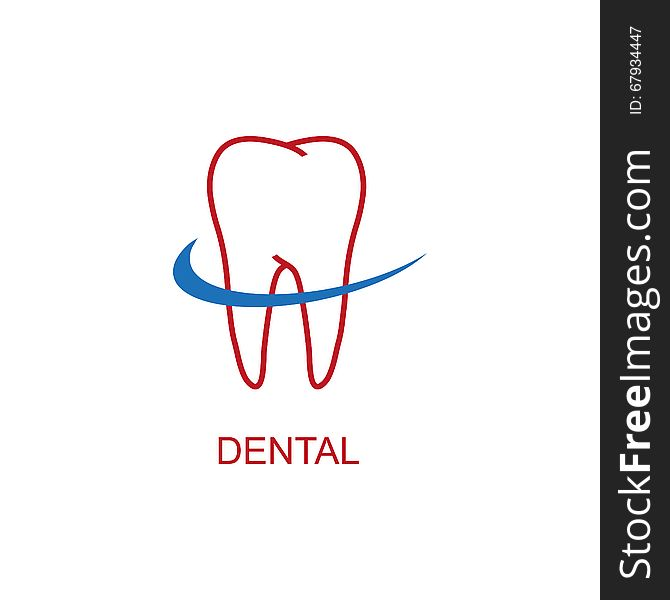 Dental Logo Free Stock Images Photos 67934447 Stockfreeimages Com