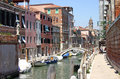 Free Canal In Venice Stock Photography - 682702