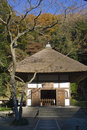 Free Japanese Temple - Kamakura Stock Photography - 687442