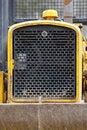 Free Bulldozer Detail Stock Images - 687454