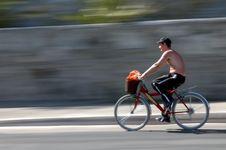 Free Naked Biker Royalty Free Stock Images - 680059