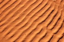 Texture Of Sand Royalty Free Stock Photos