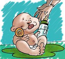 Free Baby Stock Image - 680781