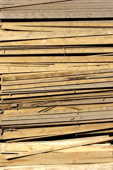 Free Wood Planks Royalty Free Stock Photos - 681078