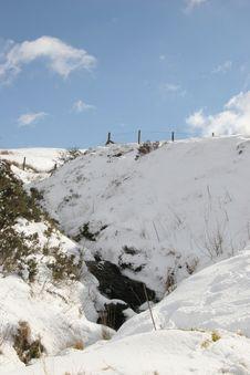 Free Snow On Field Stock Photos - 681143