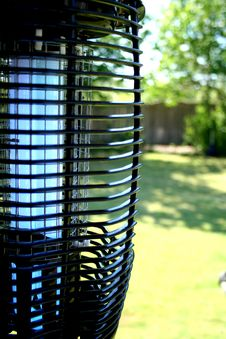 Free Bug Zapper Royalty Free Stock Photos - 681188
