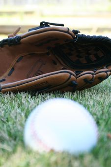 Baseball Stuff Stock Photos