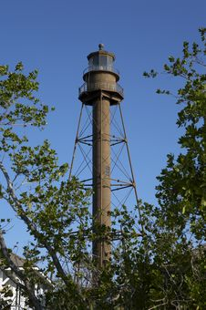 Free Sanibel Island Lighthouse Stock Images - 681954