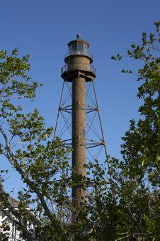 Sanibel Island Lighthouse Stock Images