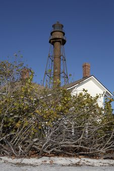 Free Sanibel Island Lighthouse Stock Images - 681964
