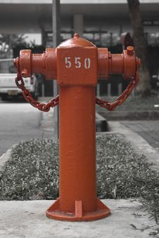 Free Fire Hydrant Stock Photos - 682073