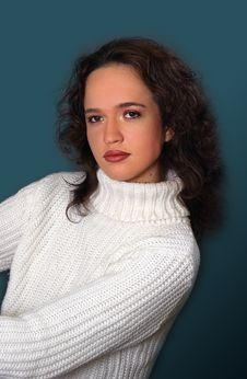 Free Elena S Portrait Royalty Free Stock Photography - 682147