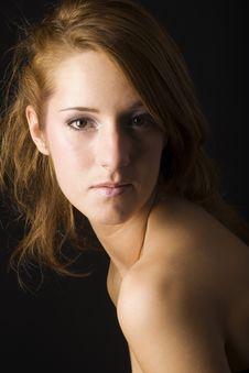 Beautifull Woman Royalty Free Stock Images