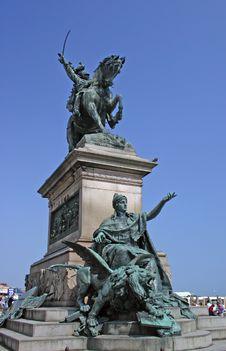 Free Statue In Venice Stock Image - 682661