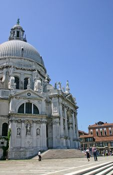 Free Venice Church Royalty Free Stock Photos - 682708