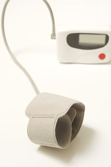 Free Blood Pressure Appareil Stock Images - 683144