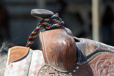 Free Saddle Stock Photo - 684370