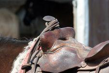 Free Saddle Royalty Free Stock Photos - 684398