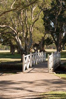 Free Pakr View - Bridge Stock Images - 684504