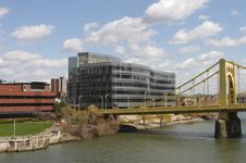 Free Pittsburgh North Shore Stock Image - 684681