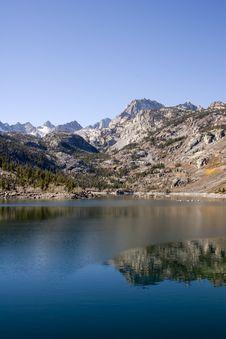 Free High Sierra Lake Royalty Free Stock Image - 684856