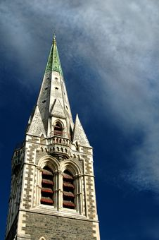 Free Church Tower Stock Photos - 684923