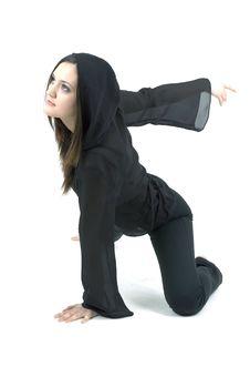 Free Modern Dancer Stock Photos - 686203