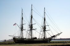 Free Tall Ship Royalty Free Stock Photos - 686328