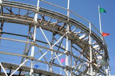Free Wooden Coaster Royalty Free Stock Photos - 686498