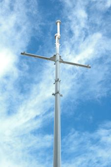 Free Flag Pole Stock Photo - 686590