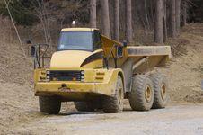 Free Dump Truck Stock Photo - 687580