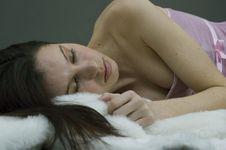 Free Sleeping Beauty Stock Image - 689601