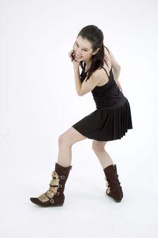 Free Smile & Dance Stock Photo - 689770