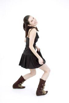 Free Dancing Joy Stock Photos - 689773