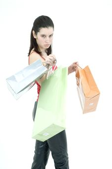 Free Shopping Is My Therapy Royalty Free Stock Images - 689969