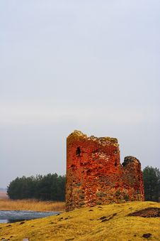 Free Ruins Stock Photography - 689992
