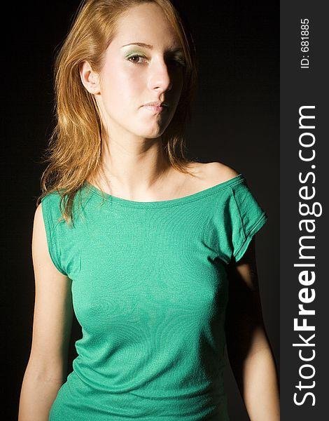Beautifull dutch girl