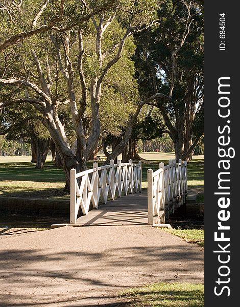 Pakr View - Bridge