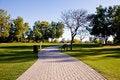Free View Of Beautiful Park Stock Photo - 6801860