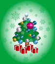 Free Christmas Tree Royalty Free Stock Photo - 6805215