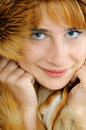 Free Pretty Smiling Foxy Woman Royalty Free Stock Photo - 6807905