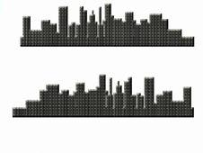 Free Cityscape Pattern Stock Photos - 6800403