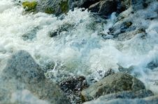 Rapid River Royalty Free Stock Image
