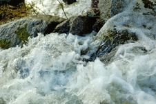 Rapid River Royalty Free Stock Photography