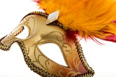 Free Mask Venetian, Carnival Stock Photography - 6801442