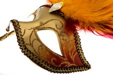 Mask Venetian, Carnival Stock Photos