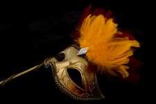 Free Mask Venetian, Carnival Stock Photo - 6801470