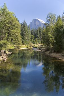 Free Yosemite National Park Stock Photography - 6801552