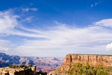 Free Panoramic View Of The Grand Canyon Royalty Free Stock Photos - 6802328